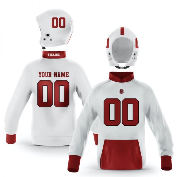 Stanford Cardinal White Colorway Pullover