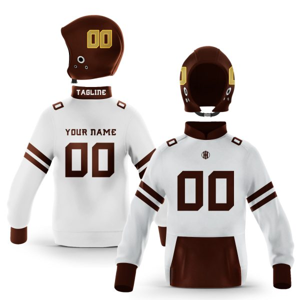 Minneapolis Maroon Gold Colorway Pullover