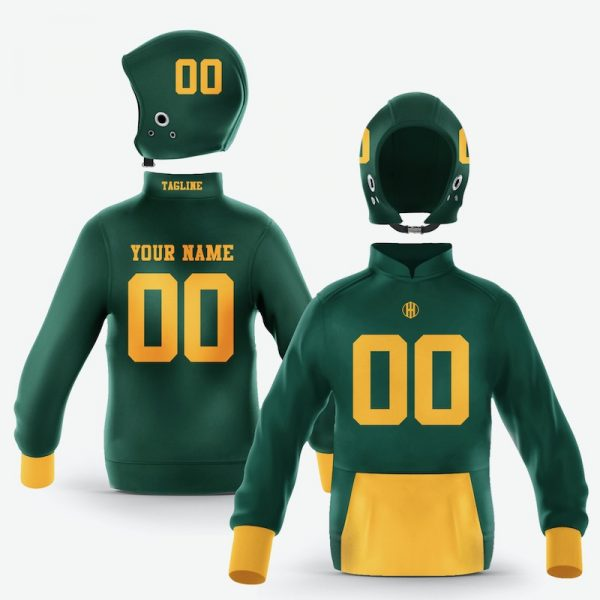 Waco Green Gold Colorway Pullover