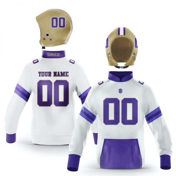 Seattle Purple Gold Colorway Pullover