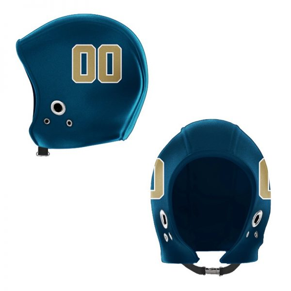 Miami Blue Gold Hood