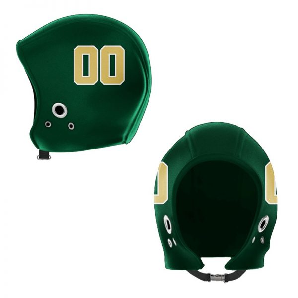Waco Green Gold Hood