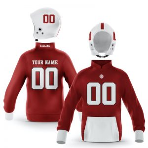 Stanford Cardinal White Pullover Hoodie