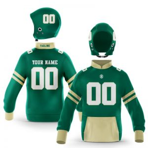 Tampa Green Gold Pullover Hoodie