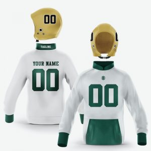 Waco Green Gold Pullover Hoodie