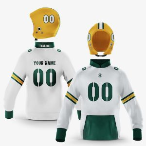 Green Bay Green Gold Pullover Hoodie