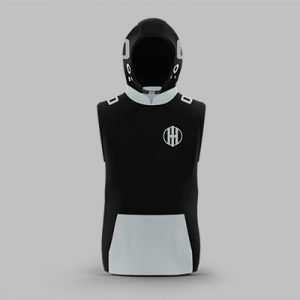 Custom Muscle Pullover Option 6