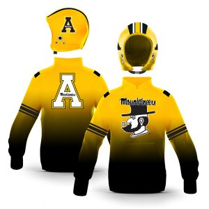 Appalachian State Mountaineers Gradient Color Pullover
